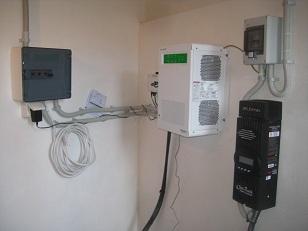 εγκατάσταση αυτόνομων φωτοβολταϊκών