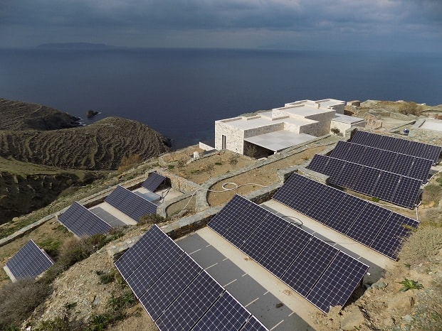 off-grid photovoltaic Greece
