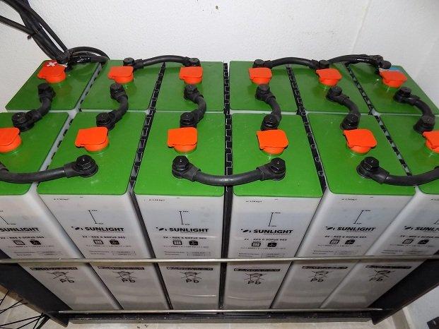 μπαταρίες αυτονομου φωτοβολταικου
