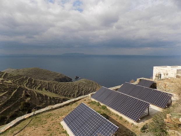 photovoltaic Greece