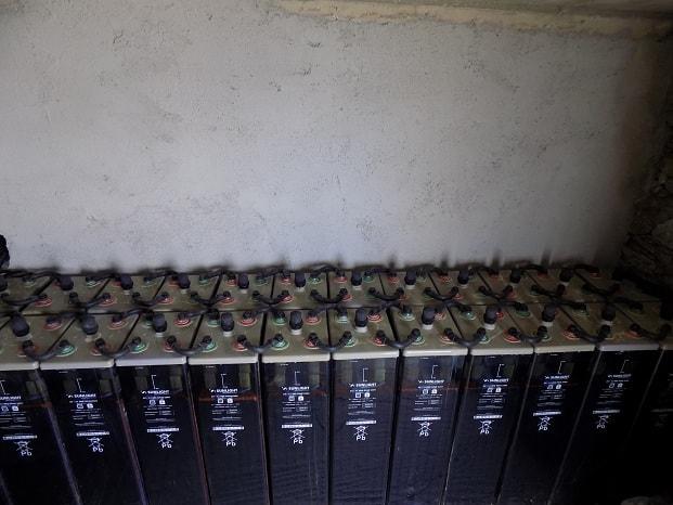 batteries Greece