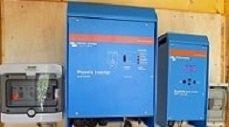 Αυτόνομο Φωτοβολταϊκό πακέτο έως 14kWh Ημερησίως, 6.450€ Με Εγκατάσταση, Με ΦΠΑ (Best Seller για ψυγείο, φώτα, τηλεόραση, υπολογιστή, πλυντήριο, σίδερο, σεσσουάρ κα. | Victron Multiplus 3kw)