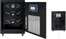 Αυτονομο Φωτοβολταϊκό έως 21kWh Ημερησίως με μπαταρία λιθίου 10kwh και 4500 κύκλους | Victron Multiplus 5kw)