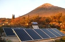 Αυτονομο Φωτοβολταϊκό έως 18kWh Ημερησίως (ενισχυμένο με πλυντήριο | Victron Multiplus 3kw)