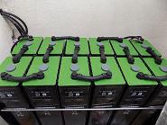 Αυτονομο Φωτοβολταϊκό κιτ έως 11kWh ημερησίως (ψυγείο, φώτα, τηλεόραση, κλιματιστικό, ενισχυμένο - Victron 2kw)