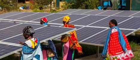 Τα αυτόνομα φωτοβολταϊκά στην υπηρεσία της παγκόσμιας Ειρήνης