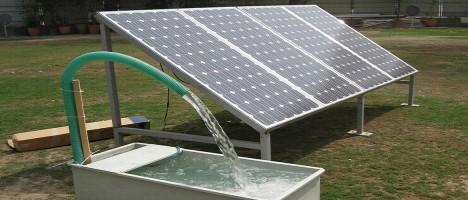 Μελέτη αυτόνομου φωτοβολταϊκού για γεώτρηση