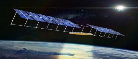 Εκτοξεύθηκε διαστημοπλάνο με φωτοβολταϊκά για αποστολή ενέργειας στη Γη