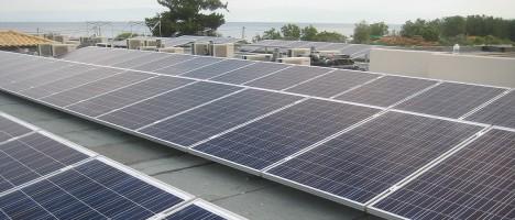 Παράδειγμα μελέτης αυτόνομου φωτοβολταϊκού για μόνιμη κατοικία