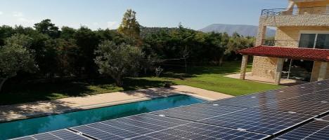 Νέες ταρίφες για οικιακά φωτοβολταϊκά στέγης από φυσικά πρόσωπα