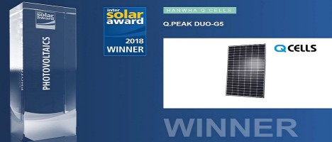 No1 επιλογή στη Γερμανία για το 2018 τα φωτοβολταϊκά πάνελ Qcells
