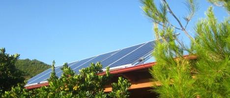 Παράδειγμα μελέτης αυτόνομου φωτοβολταϊκού για εξοχική κατοικία