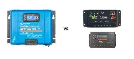 Ρυθμιστής φόρτισης MPPT ή PWM? Τί να επιλέξω?