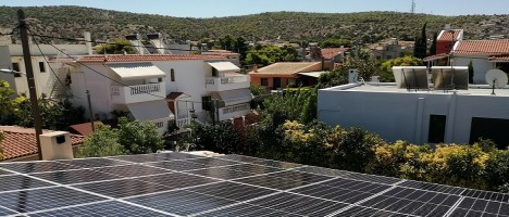 Ένα οικιακό φωτοβολταϊκό μπορεί να αυξήσει την αξία ενός σπιτιού κατά 35.000 ευρώ...